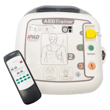 Defibrylator szkoleniowy AED