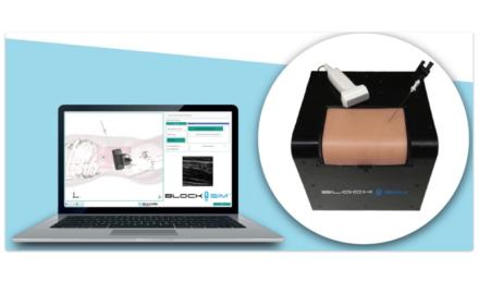 BlockSim- Symulator blokady powięzi pod kontrolą USG