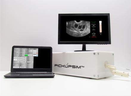 PickUpSim- Symulator pobierania ludzkich komórek jajowych