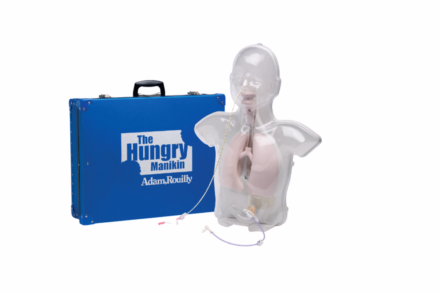 THE HUNGRY MANIKIN