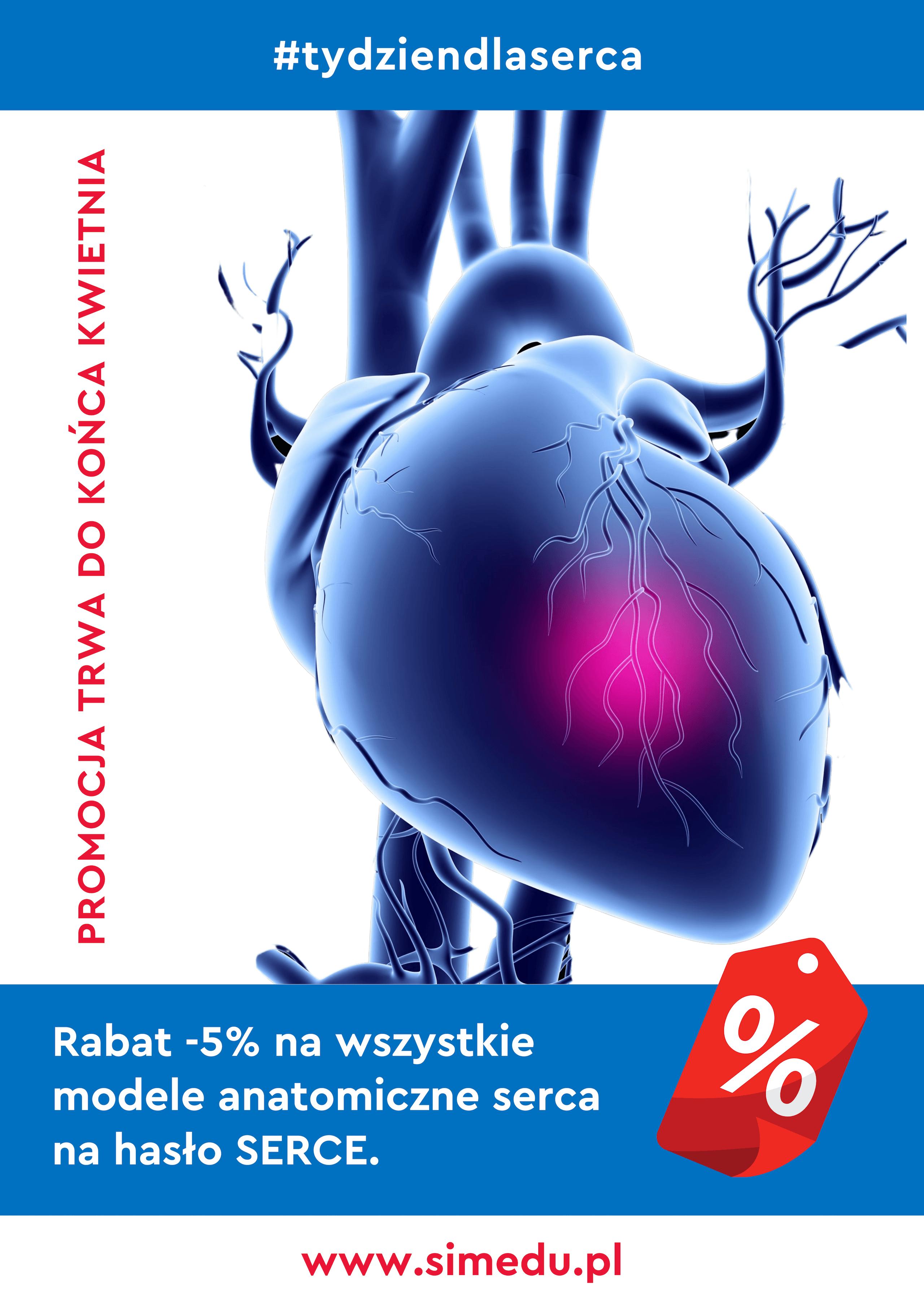 Kod rabatowy SERCE (-5%)