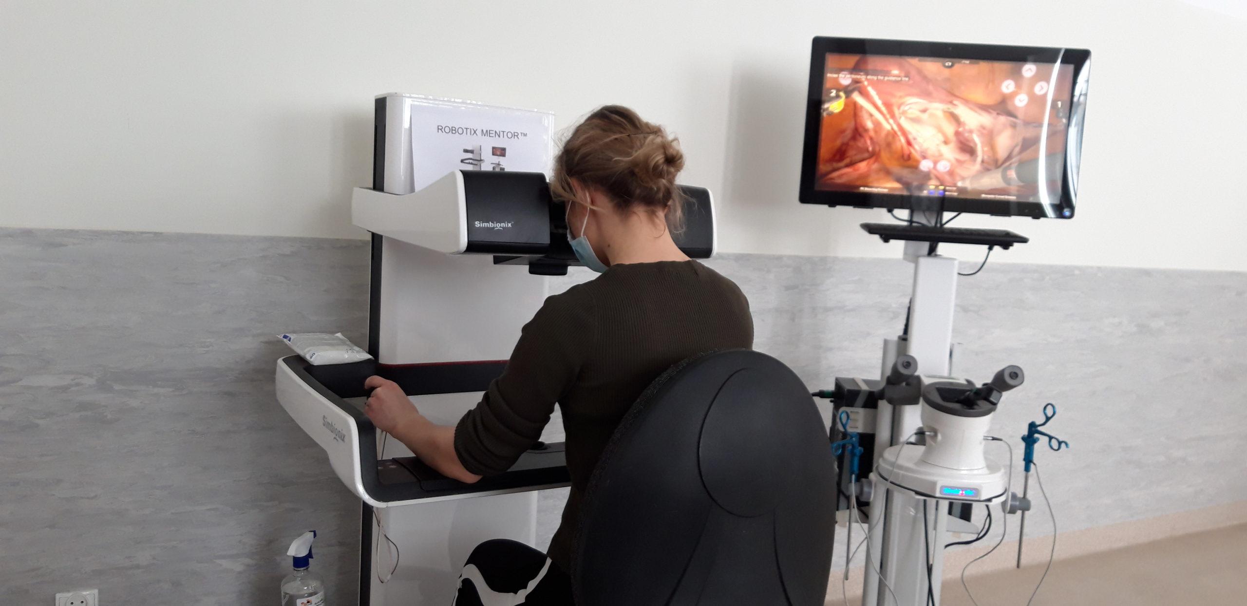 symulator laparoskopowy