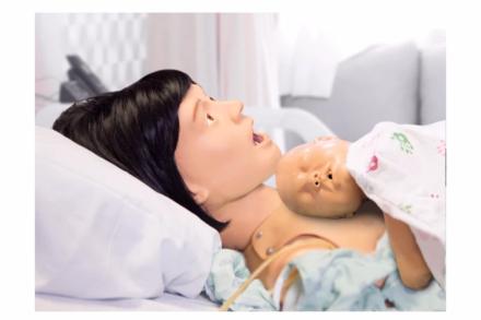 """Symulator porodowy """"Lucy"""" - zaawansowany"""